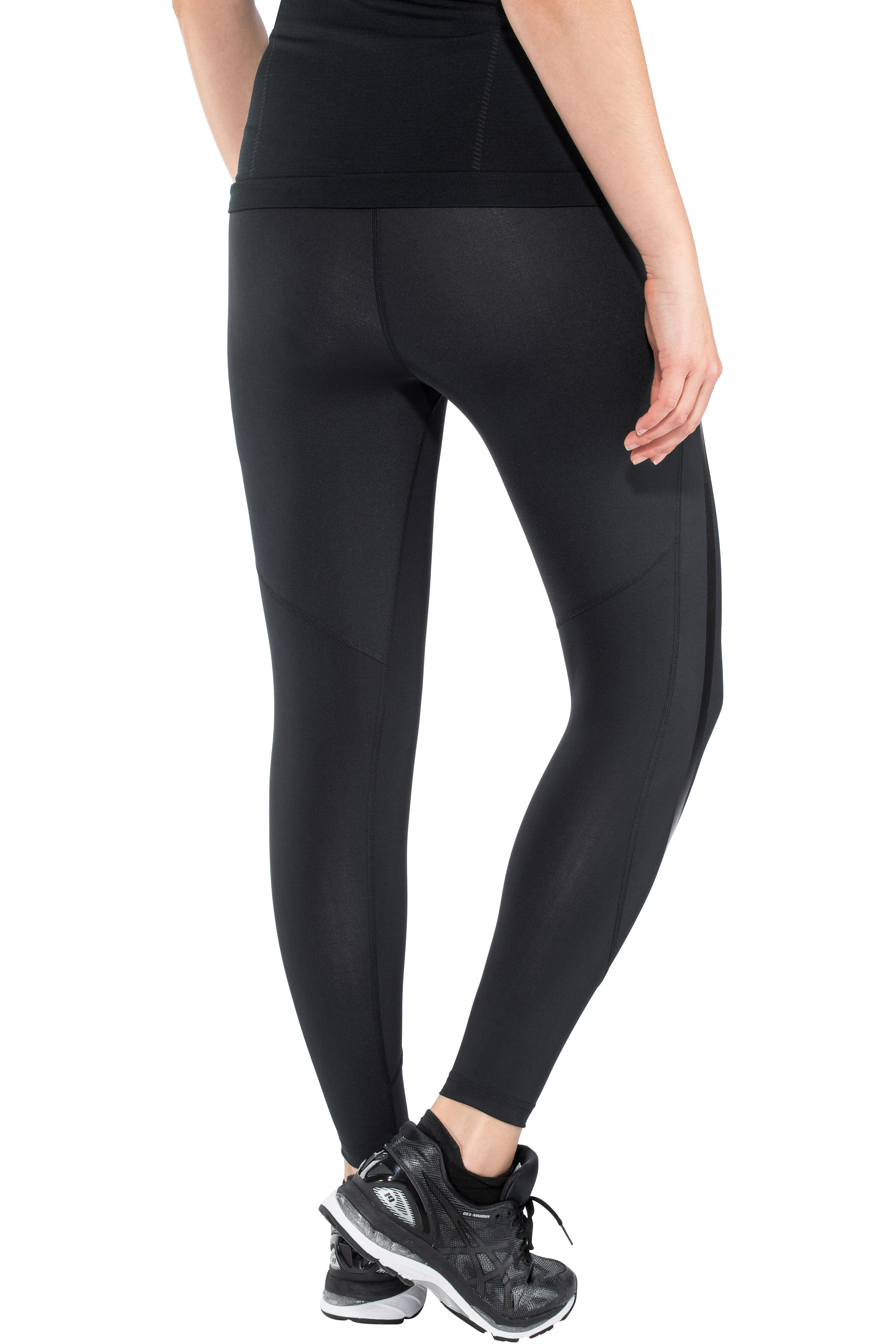 e507a795 2XU Hi-Rise Compression 7/8 Tights Women black/nero at Bikester.co.uk